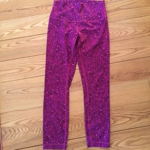 Lululemon High Waist Leggings size 6